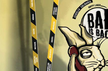 BARisBACK, una cerveza colaborativa y solidaria para apoyar al sector Craft