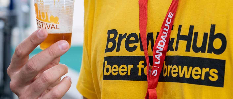 Brew&Hub, protagonismo y éxito rotundo tras su paso por InnBrew